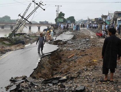 6.4 شدت کے زلزلے سے پاکستان کے متعدد شہر لرز اٹھے۔