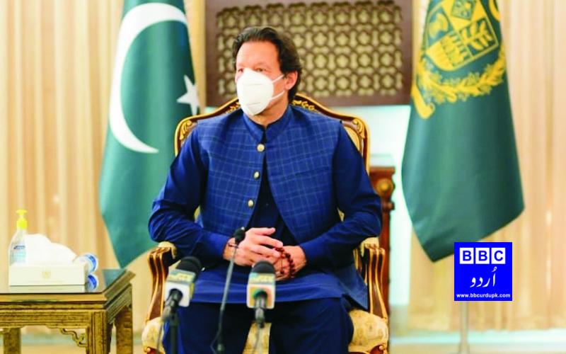 ملک مکمل لاک ڈاؤن کا متحمل نہیں ہوسکتا: وزیراعظم عمران خان