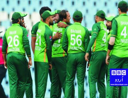 پاکستان نے جنوبی افریقہ کو تیسرے ون ڈے میں شکست دے کر سیریز اپنے نام کر لی۔