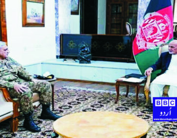 افغان صدر اشرف غنی کی افغان امن عمل میں پاکستان کے مخلص اور مثبت کردار کی تعریف
